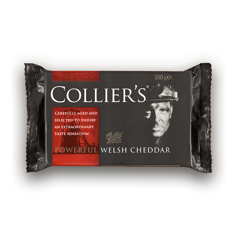 Colliers Cheese Collier's Powerful Cheddar